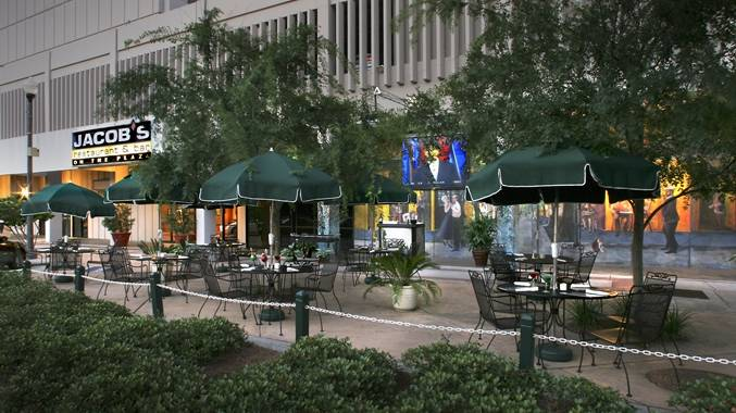 Jacob's on the Plaza Now Offers Themed Lunch Buffets