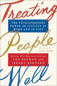 Democracy and civility go hand in hand in 'Treating People Well'